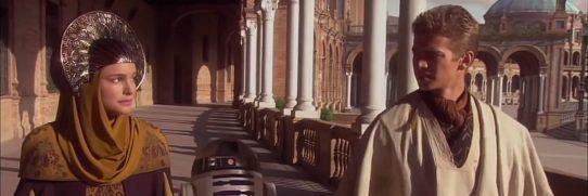 plaza espana seville et cinéma star wars blog voyage icietlabas