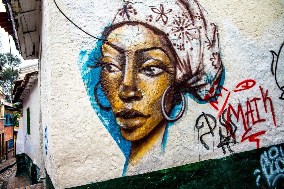 Street Art en Colombie Blog Voyage Icietlabas