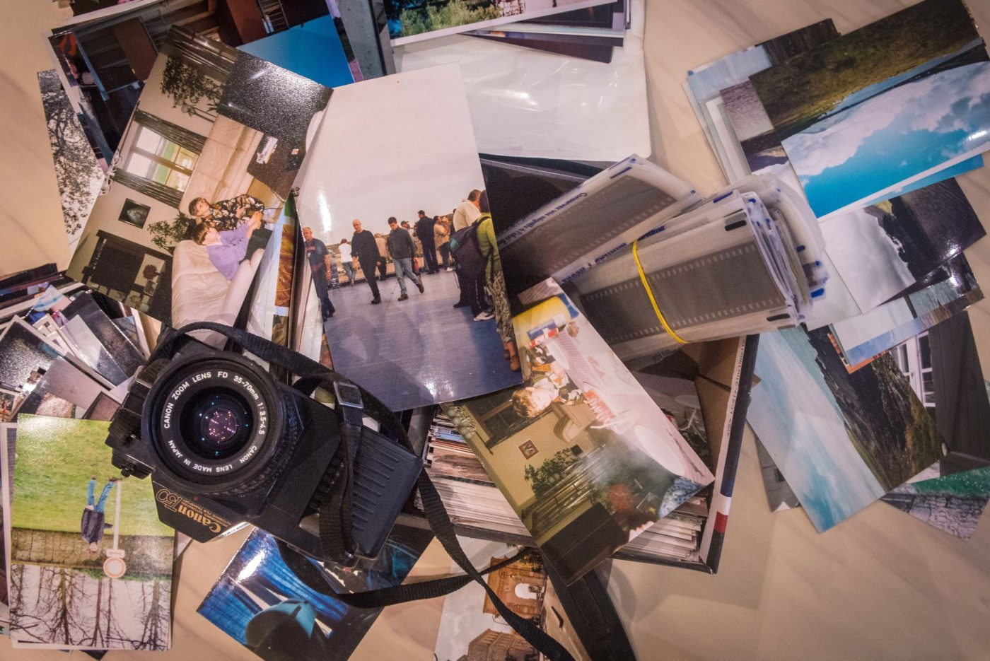 Faut il signer ses photos blog voyage