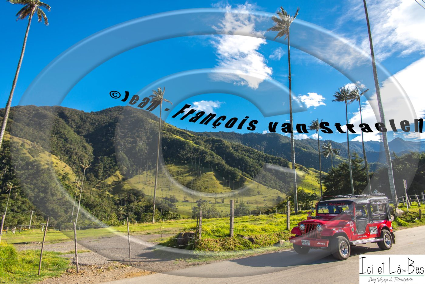 signer vos Photos tutoriel photo blog voyage