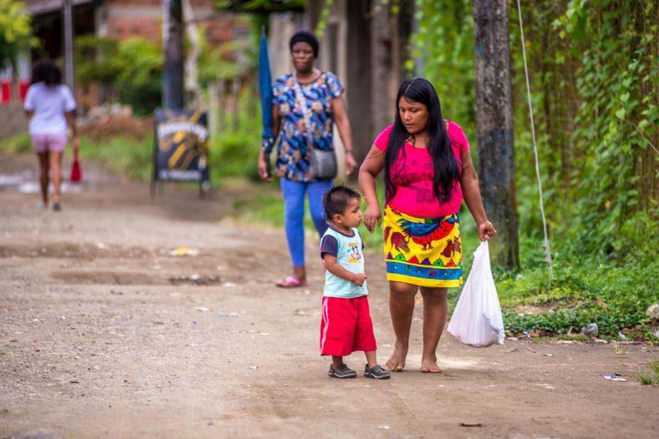 Bahia Solano Colombie Region Choco Blog Voyag