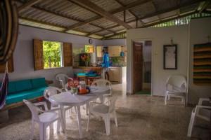 Village El Valle Bahia Solano Colombie Region Choco Blog Voyage