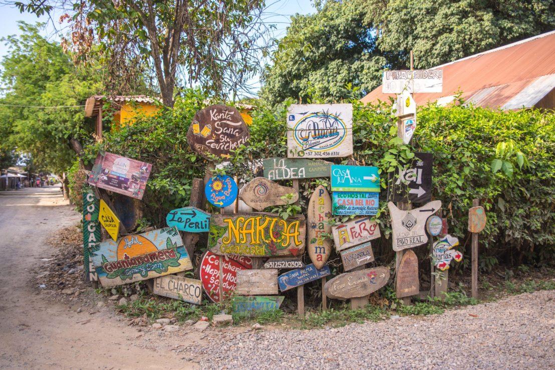 Palomino Colombie Trois semaines en Colombie blog voyage