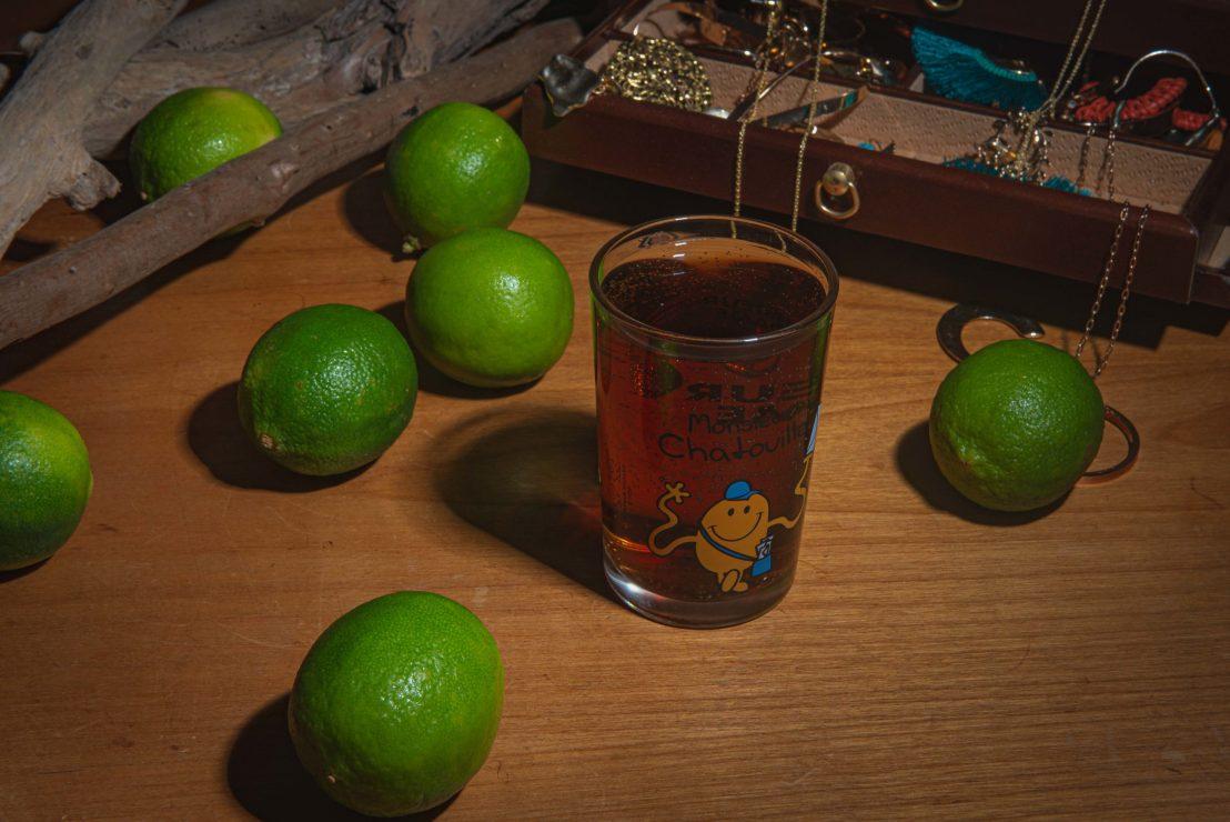 Un blog voyage qui prépare des cocktails ?