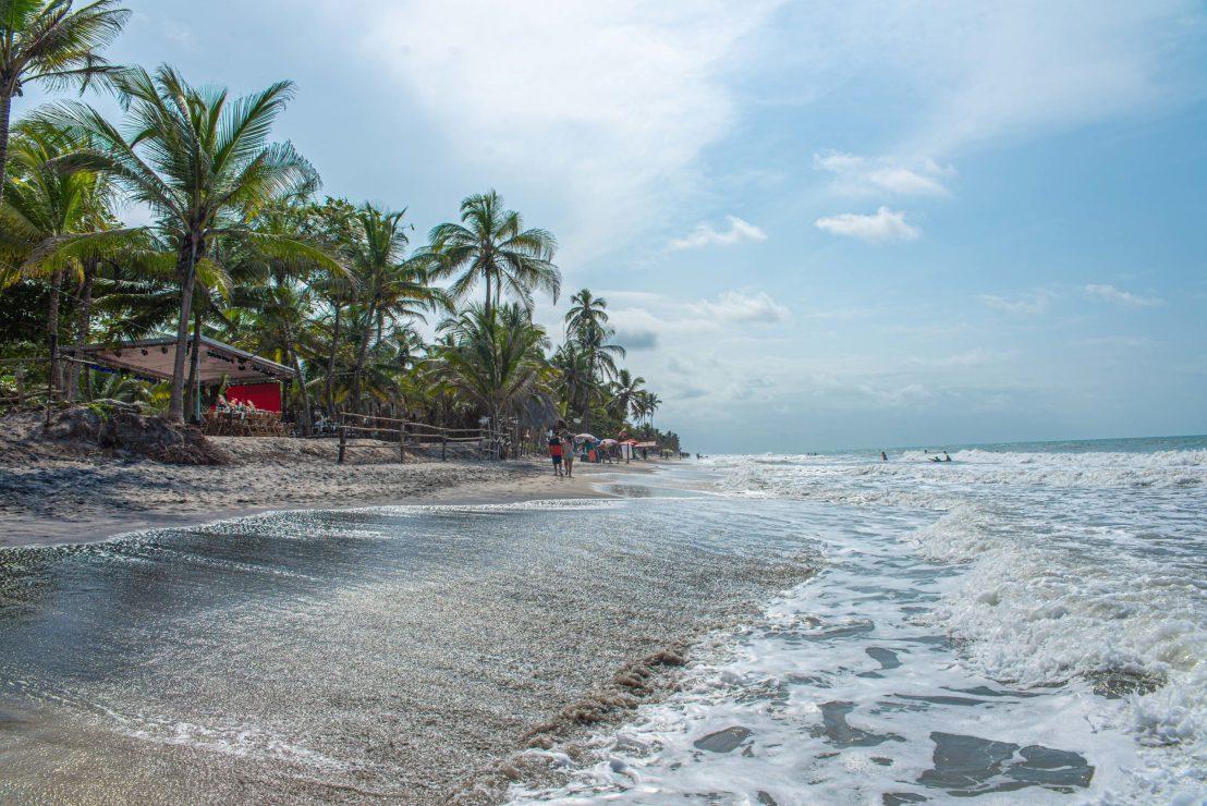 Disparition de la plage de Palomino trois semaines en colombie blog voyage