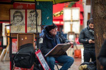 Montmartre Paris les visites incontournables de La Butte blog voyage