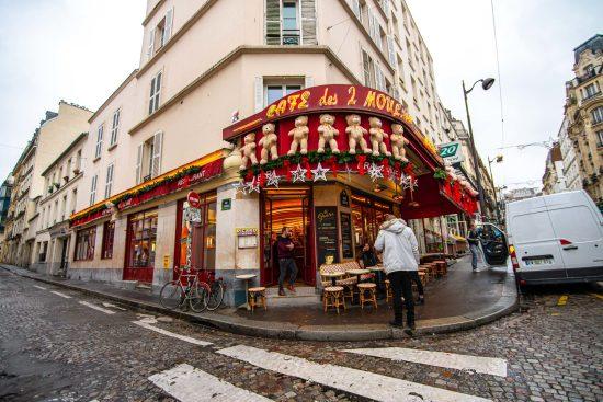 café des deux moulins amélie poulain blog voyage paris