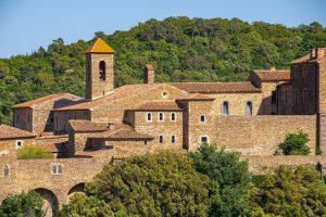 Monastère Notre-Dame de Clémence de La Verne Département du Var Blog Voyage Provence Alpes Cote D'azur
