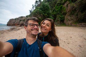 Premier weekend lberté Mini Randonnée Théoule-Sur-Mer blog voyage