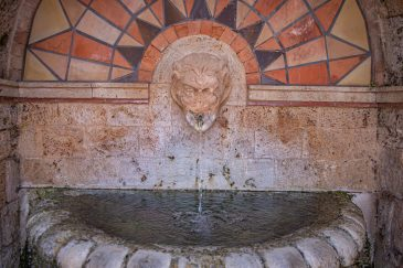 Barjols et ses fontaines département du Var Provence Alpes Côte d'Azur Paca blog voyage-33