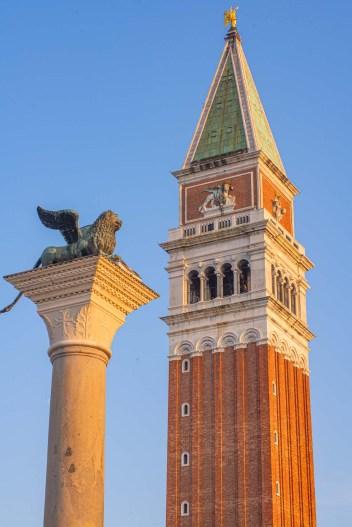 Campanile saint marc blog voyage italie