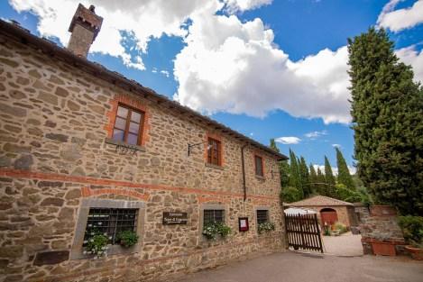 Castello Di Gargonza village médiéval Toscane Italie Tuscani blog voyage-18
