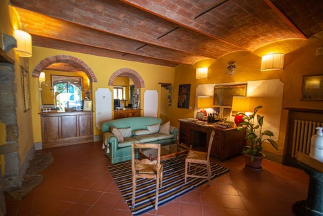 village médiéval Toscane Italie Tuscani blog voyage