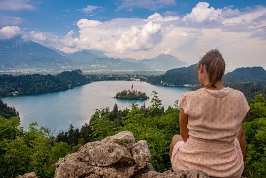 Le lac de Bled Une semaine en Slovénie Guide blog voyage_-11