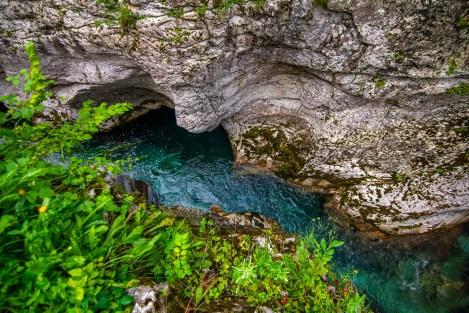 Grand Canyon de la Soca Slovénie Blog Voyage