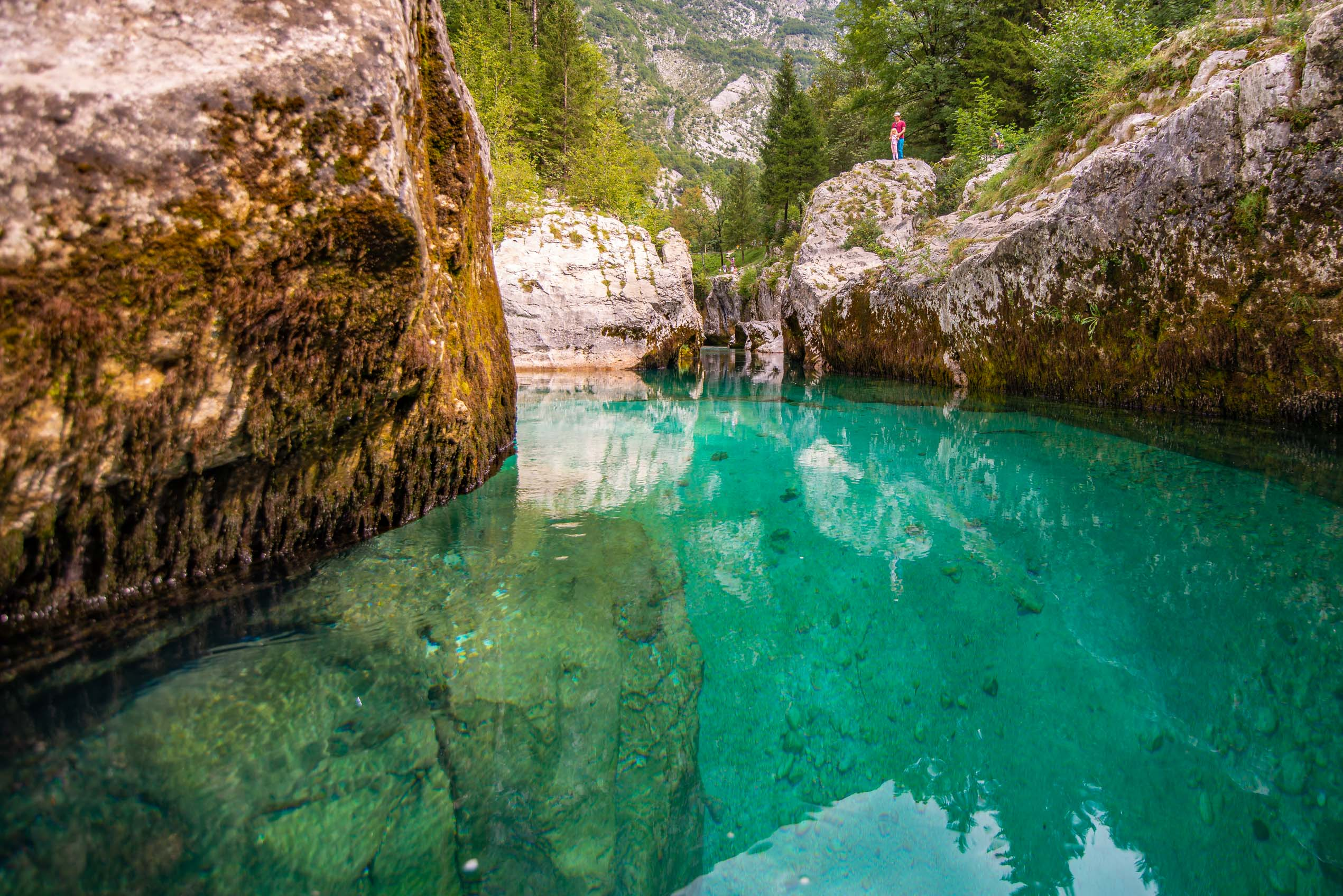 Road trip dans le parc naturel Triglav Slovénie Europe Blog Voyage