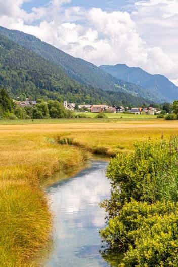 Road trip en Slovénie blog voyage