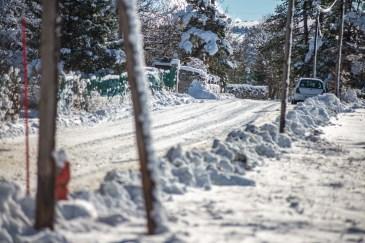 Caussols sous la neige, premières neiges dans les alpes maritimes décembre 2020 blog voyage-9