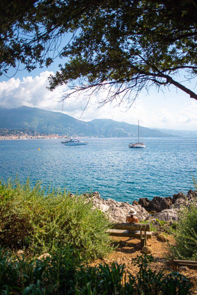 Roquebrune Cap-Martin Que faire dans en Provence Alpes Cote D'azur Alpes Maritimes Blog Voyage