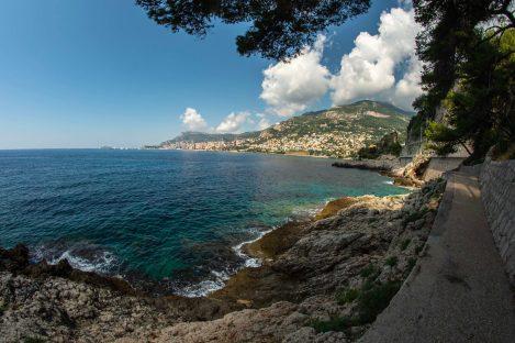 Le Sentier du Corbusier Roquebrune Cap-Martin Que faire dans en Provence Alpes Cote D'azur Alpes Maritimes Blog Voyage