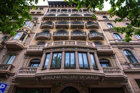 Photographie Architecturale Barlelone que faire à Barcelone Que faire en espagne Tutoriel Photo Tuto Photo blog voyage