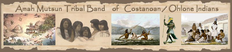 Amah Mutsun Tribal Band of Costanoan/Ohlone Indians