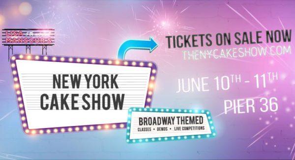 NY Cake Show 2017