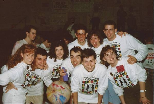 Penn State Dance Marathon 1990