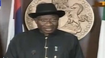 Address by President Goodluck Ebele Jonathan, GCFR On the Occasion of Nigeria's 53rd Independence Anniversary