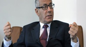 Libyan Prime Minister Abducted By Gunmen