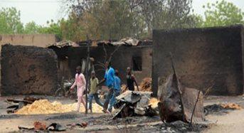 Fresh Attack In Bama, Borno State