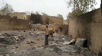 Police Confirms 47 Killed In Bama