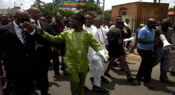 Edo State Residents Protest Extortionary Electricity Charge
