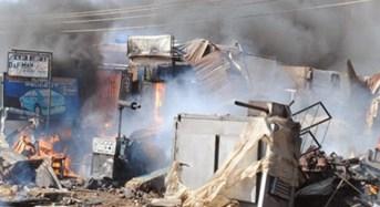 Over 200 Boko Haram Members Killed In Giwa Barracks Attack