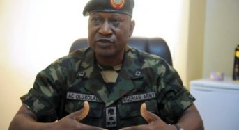 Nobody Is Stealing Soldiers' Allowance – Defence Spokesman, Major General Chris Olukolade