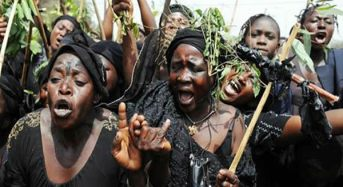 Borno Women Appeal For The Release Of Abducted Female Students