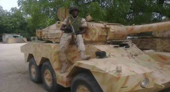 Amnesty International Seeks War Crimes Probe In Nigeria