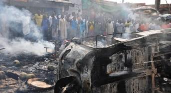 Three Suicide Bombers Killed In Borno