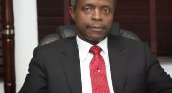 FG Will Not Devalue Naira, Says Osinbajo