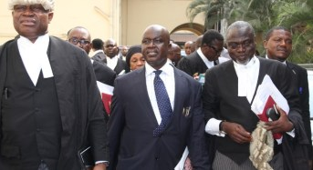 EFCC Arraigns Senior Advocate Rickey Tarfa For Obstruction of Justice