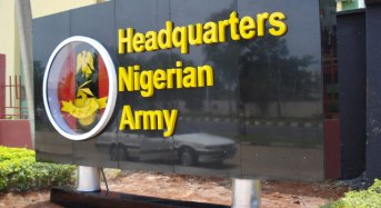 Defence HQ Raises Alarm On Fake Army Officers