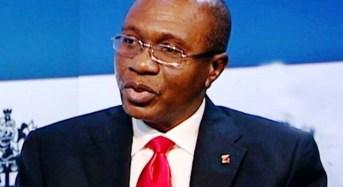 CBN Retains Interest Rate At 14% Despite Worsening Recession