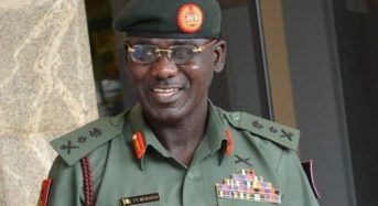 Buratai, Not Army Sued Premium Times – Nigerian Army
