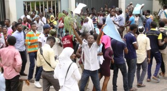 Nigerian Students Decry Gag On Freedom Of Expression On Campuses