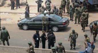 Police, Army Clash In Ebonyi State