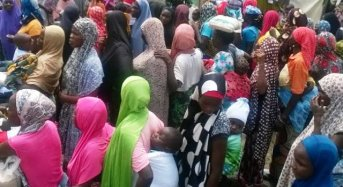 Number Of Displaced Persons In Adamawa Drops To 18,958