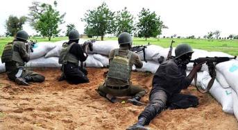 Again, Army Foils Suicide Attack In Adamawa