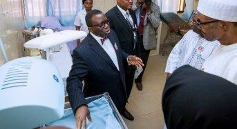 Buhari Reiterates Commitment To Primary Healthcare
