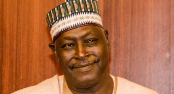 SPOTTED: Babachir Lawal 'still the SGF' more than 24 hours after sack