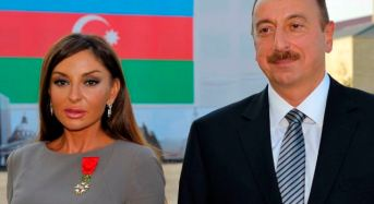 Azerbaijani President Appoints Wife Vice
